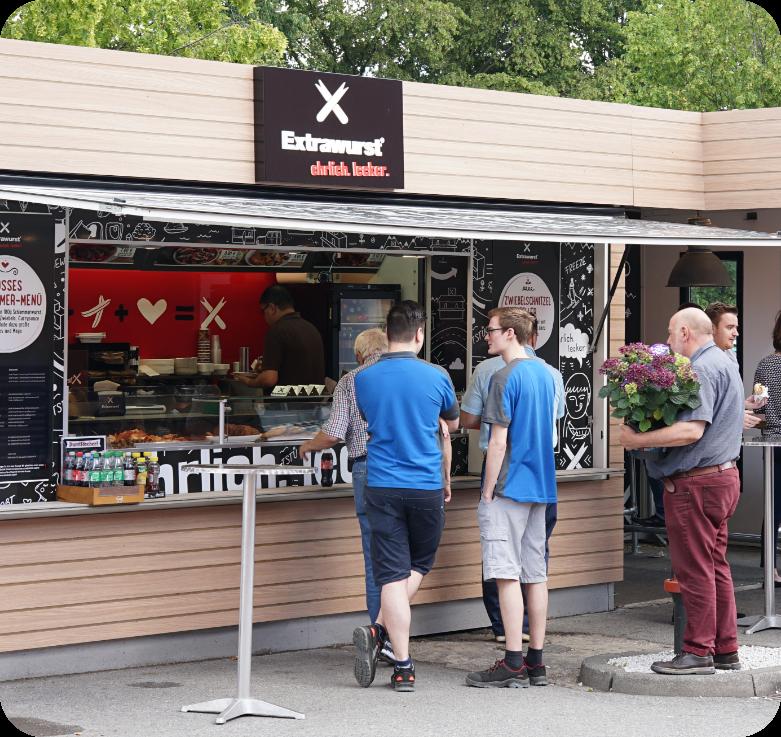 Extrawurst Stand